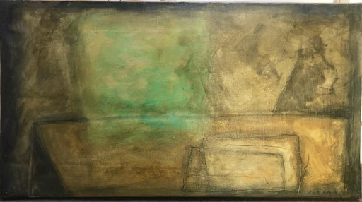 Joseph SIMA - Pittura - sans