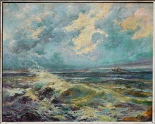 Ivan Constantinovich AIVAZOVSKY - Peinture