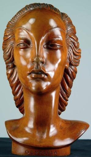 Jaroslaw HOREJC - 雕塑 - Olympia