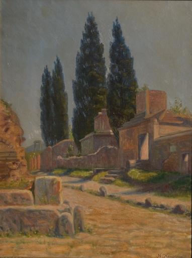 Nikolaos XIMONAS - Painting