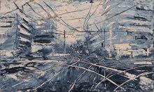 Ronald FRANKE - Painting - o.T.