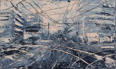 Ronald FRANKE - Gemälde - o.T.