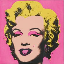 Andy WARHOL - Grabado - Marilyn FS.II.31