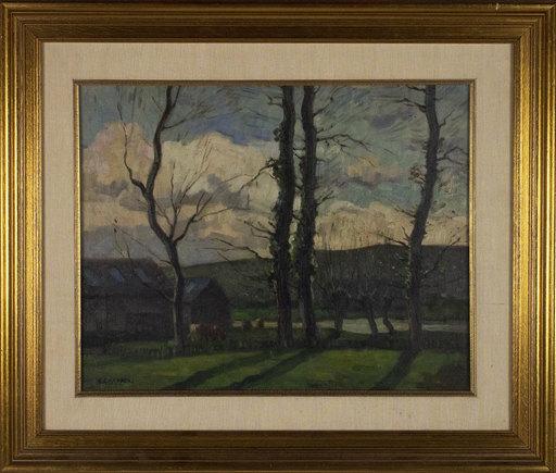 Edward CHAPPEL - 绘画 - Casolari
