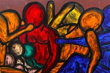 Francesco RUSPOLI - Pintura - Assemblage of an Instant    (Cat N° 5388)