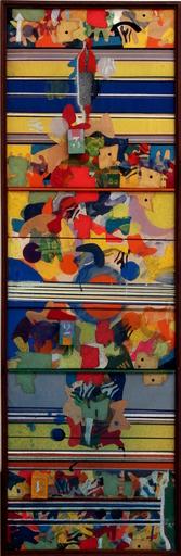 Sandro MARTINI - Pintura - Miscelatore di colore