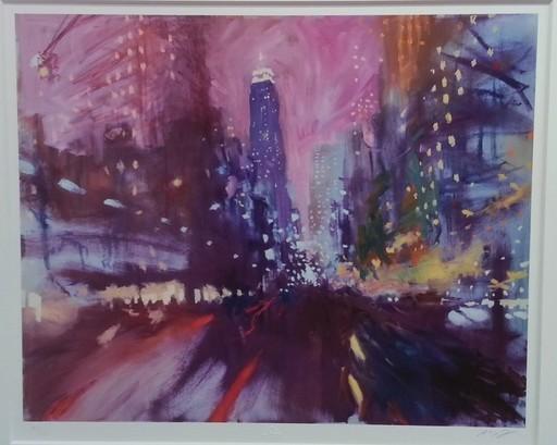 Alexander MACFAUL - Print-Multiple - Midtown NY