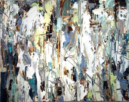 Adam COHEN - Gemälde - Splintered