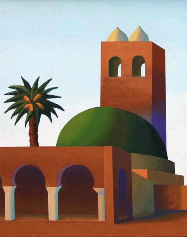 SALVO - Pintura - Tozeur