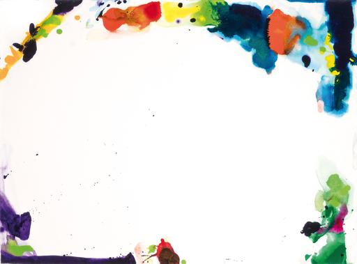 Sam FRANCIS - Peinture - SF71-1013