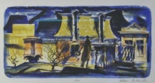 Edwin L. FULWIDER - Print-Multiple - Reverie