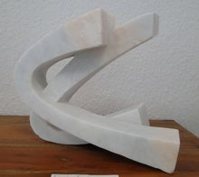 Frank TEUFEL - Sculpture-Volume - 7-13