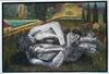 Jacob GILDOR - Painting - Homage to Vincent