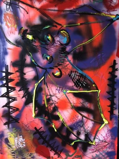 Christine DUMAS DE RAULY - Peinture - BAT