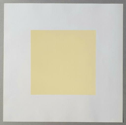 """Antonio CALDERARA - Print-Multiple - """"Luce spazio immagine"""" (Tav. 1)"""