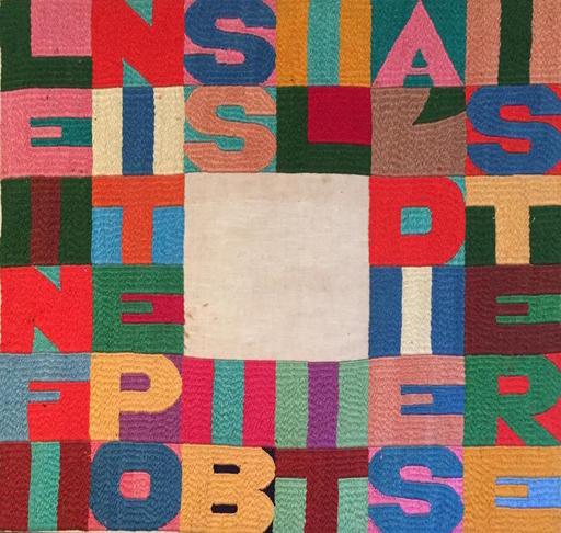 Alighiero BOETTI - Tapestry - Le infinite possibilità di esistere
