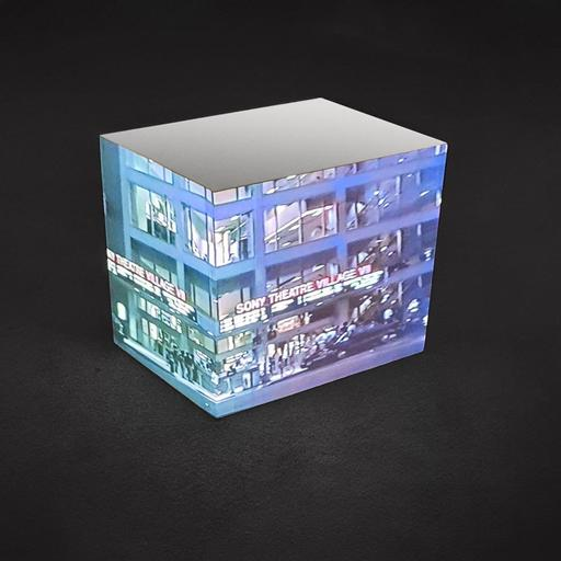 Tony OURSLER - Multimedia - Sony Movie Block