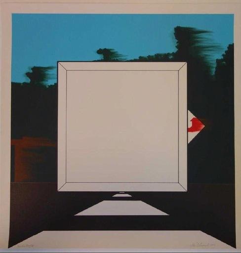 Allan D'ARCANGELO - Grabado - Title Unknown