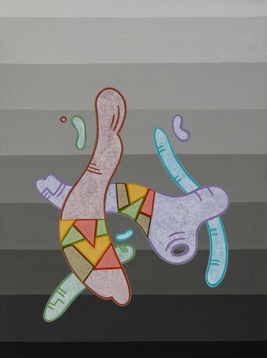 Enrique Rodriguez GUZPENA - Pintura - Gamusino de tercero