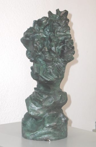 桑德罗·基亚 - 雕塑 - Testa
