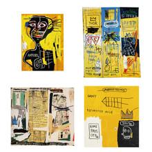 Jean-Michel BASQUIAT - Print-Multiple - Portfolio II, consisting of four pieces of art