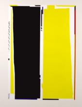 罗伊•利希滕斯坦 - 版画 - Mirror #5