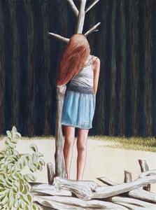 Erlend STEINER LOVISA - Painting - Floor 9    (Cat N° 6344)