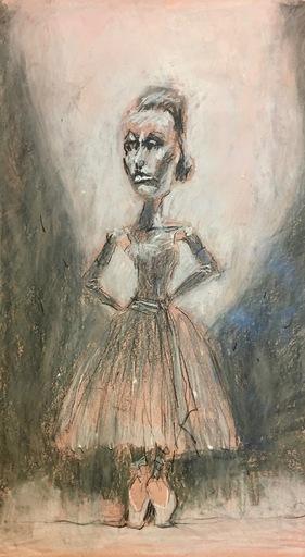 """Arnold SHARRAD - Pintura - """"Ballerina"""""""
