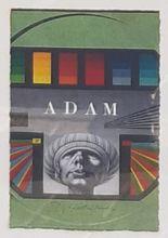 Rudolf HAUSNER - Print-Multiple - Adam