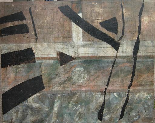 François PRISER - Gemälde - Venise
