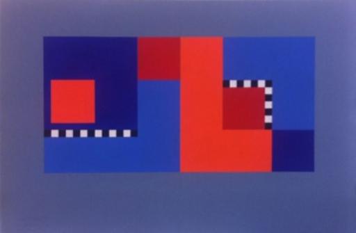 Guy DE LUSSIGNY - Peinture - Réf : 107G4