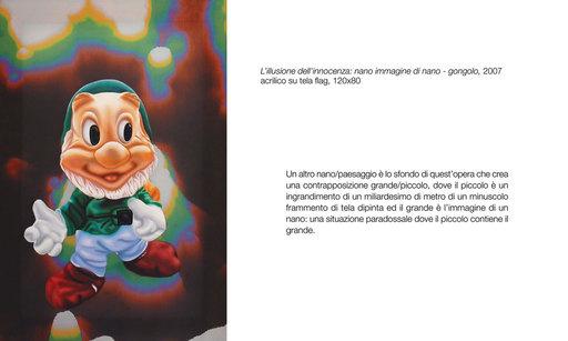 Antonella MAZZONI - Painting - L'illusione dell'innocenza: Nano immagine di nano