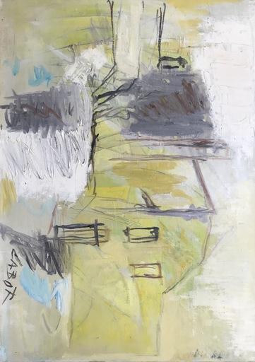 Robert LABOR - Peinture - Upside down Pierrefonds