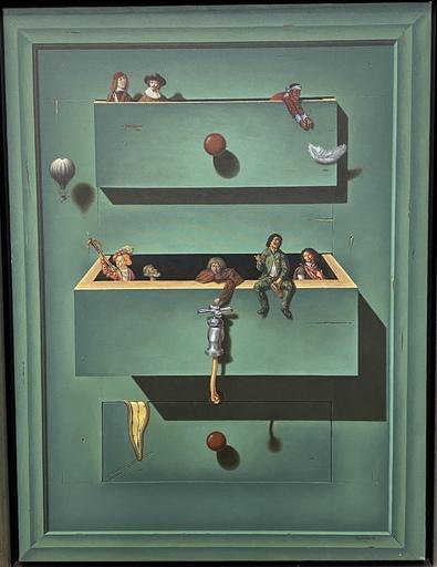 Rubén ALPIZAR QUINTANA - Pintura
