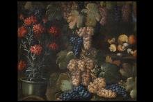Antonio II GIANLISI - Pintura - Still life with flowers