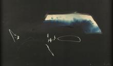 Georges MATHIEU - Painting - Labrador