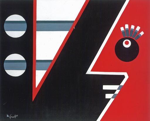 Mario GRANELL - Pittura - anhelando la libertad