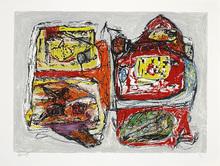 Jacques DOUCET - Print-Multiple - Rivages-visages-paysages du Sépik II