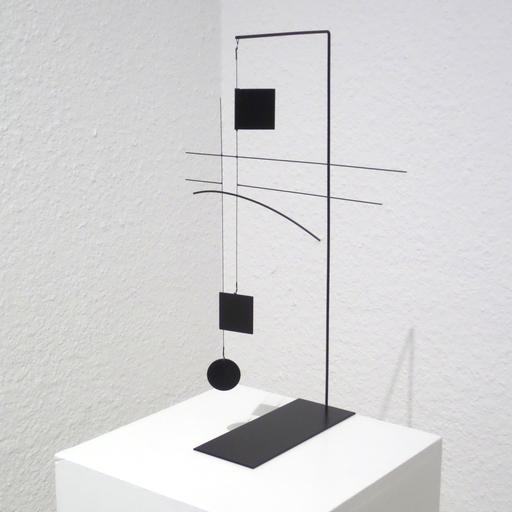 Odile DECQ - Scultura Volume - Spatial Lines
