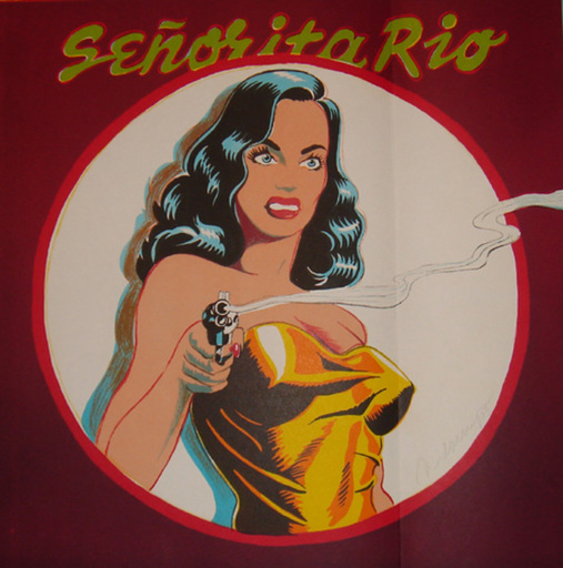 Mel RAMOS - Print-Multiple - Senorita Rio