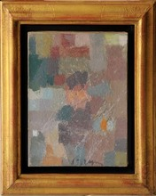 Camille BRYEN - Painting - Composition 586
