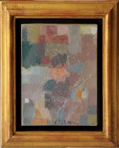 Camille BRYEN - Peinture - Composition 586