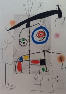 Joan MIRO - Print-Multiple - Sans titre