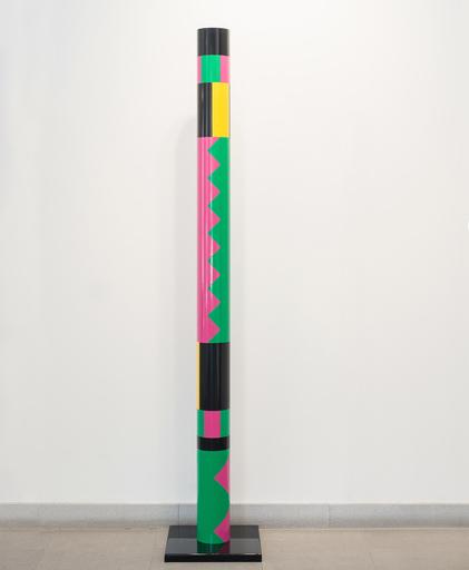 Guy DE ROUGEMONT - Sculpture-Volume - Colonne
