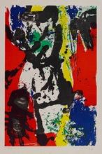 Asger JORN - Print-Multiple - Dead Spot