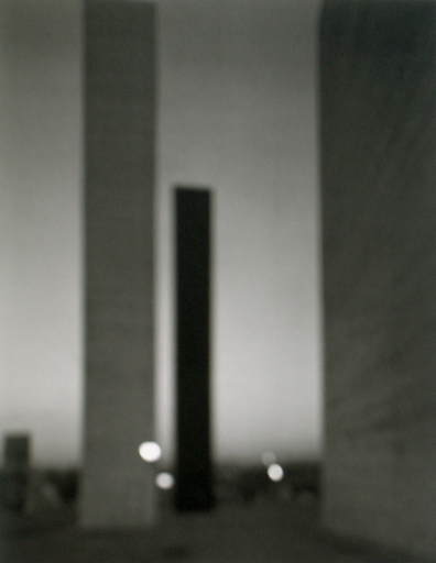 Hiroshi SUGIMOTO - Print-Multiple - Satelite Towers