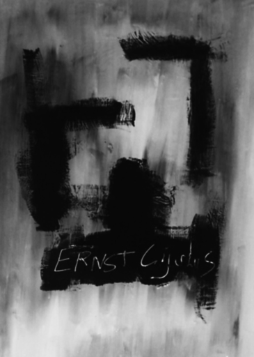 Ernst CIJULUS - Painting - Concepte