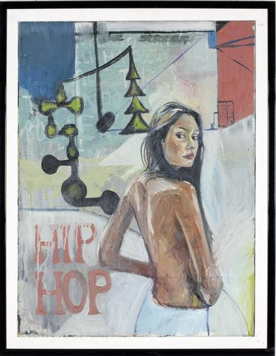 DORMICE - Peinture - Hip Hop