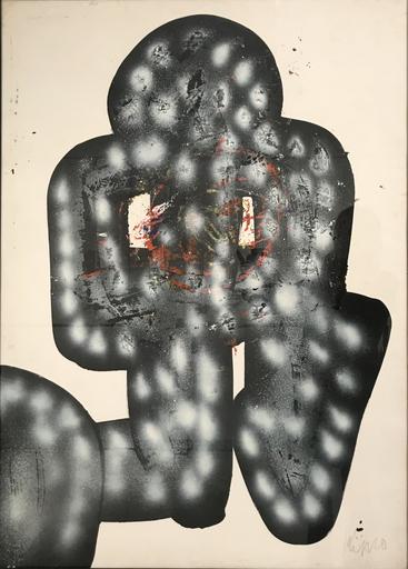 Ladislas KIJNO - Gemälde - Senza titolo