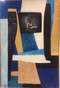 Albert POIZAT - Peinture